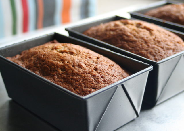 How Much Flour Cake Loaf Pan