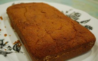 Kiwifruit Ginger Cake