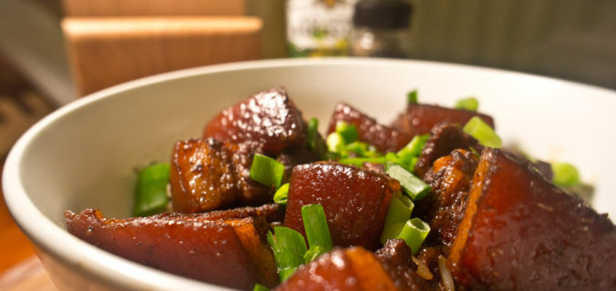 Asian Pork Belly