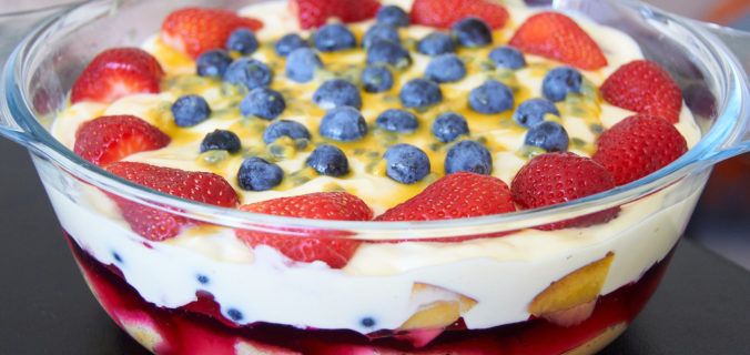Easy Trifle